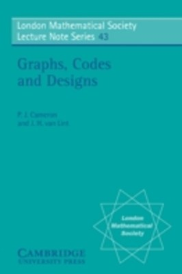 Graphs, Codes and Designs