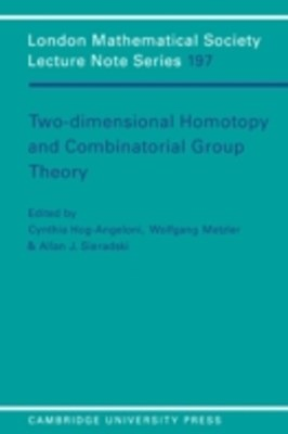 Two-Dimensional Homotopy and Combinatorial Group Theory