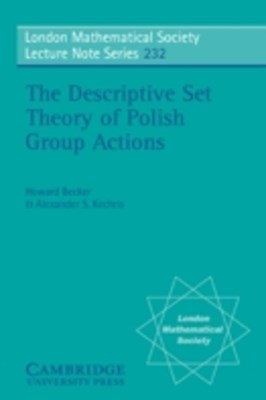 Descriptive Set Theory of Polish Group Actions