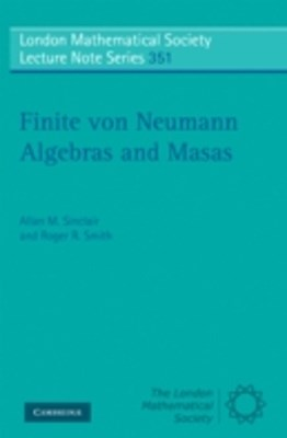 Finite von Neumann Algebras and Masas