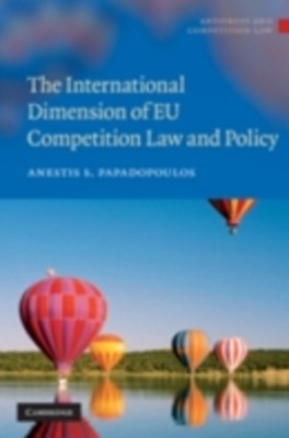 International Dimension of EU Competition Law and Policy