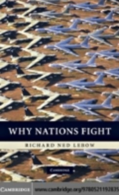 (ebook) Why Nations Fight