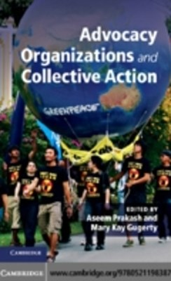 (ebook) Advocacy Organizations and Collective Action