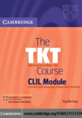 (ebook) TKT Course CLIL Module