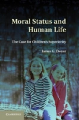 (ebook) Moral Status and Human Life