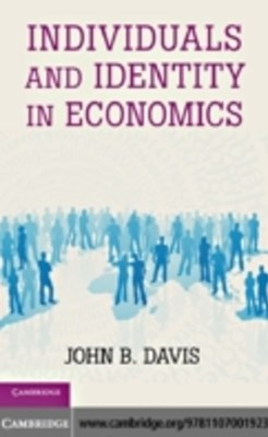 Individuals and Identity in Economics