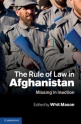 (ebook) Rule of Law in Afghanistan