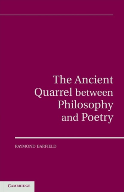 (ebook) Ancient Quarrel Between Philosophy and Poetry