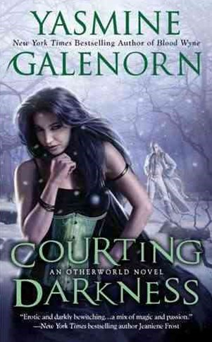 Courting Darkness: An Otherworld Novel Book 10
