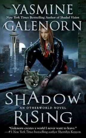 Shadow Rising: An Otherworld Novel Book 12