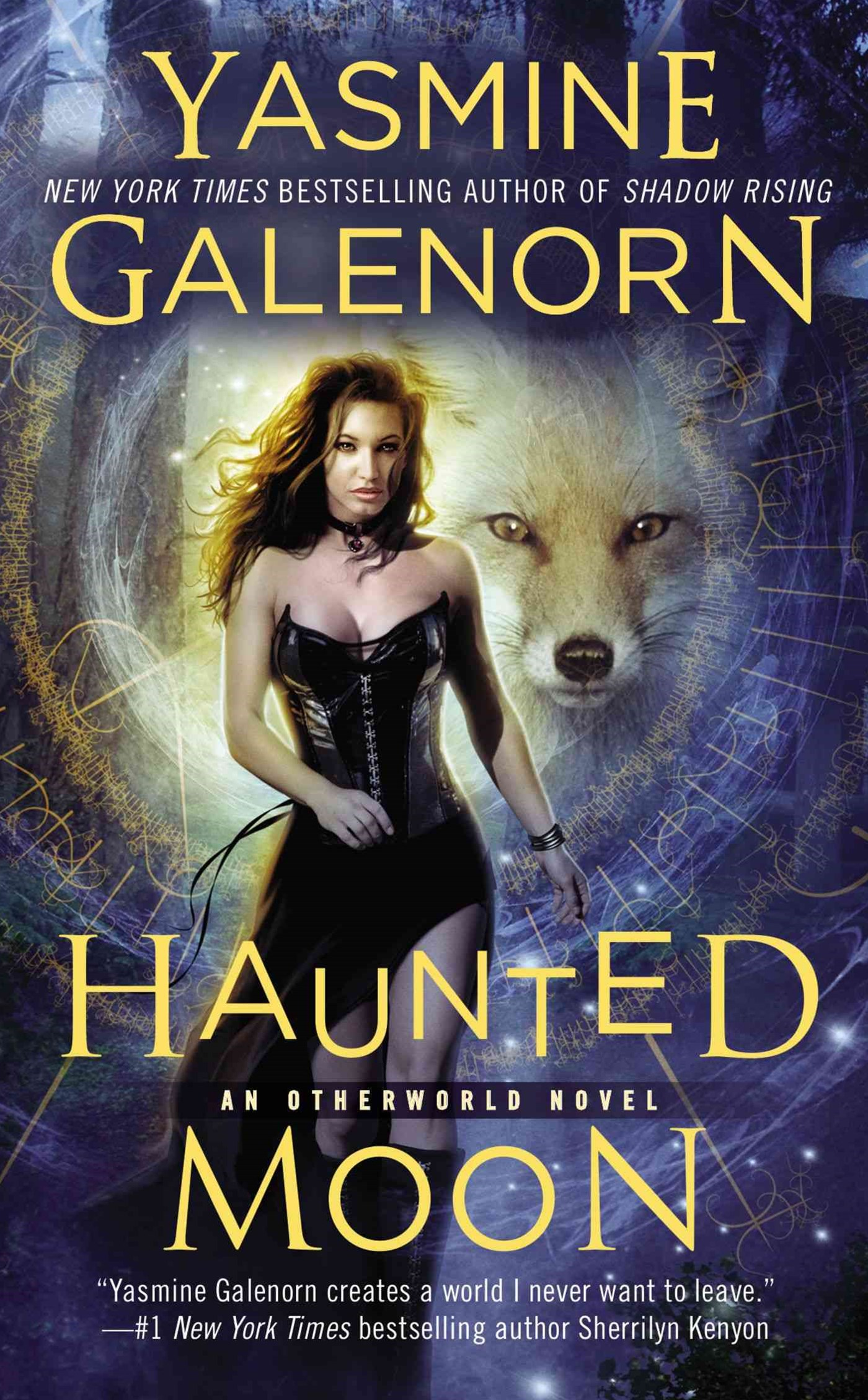 Haunted Moon: An Otherworld Novel Book 13