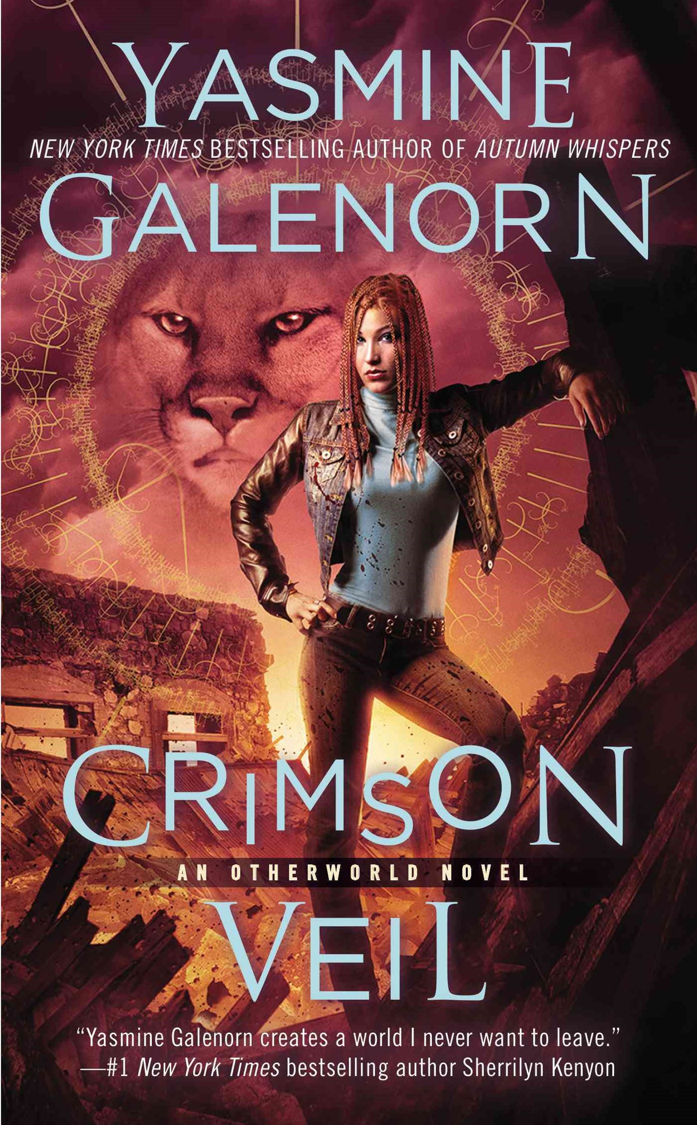 Crimson Veil: An Otherworld Novel Book 15