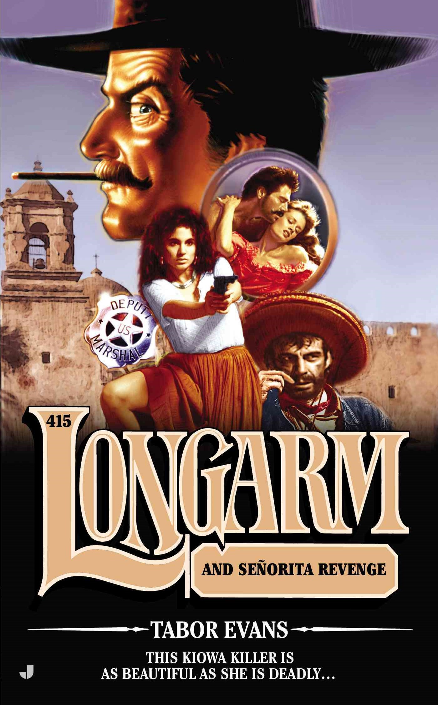 Longarm and Senorita Revenge