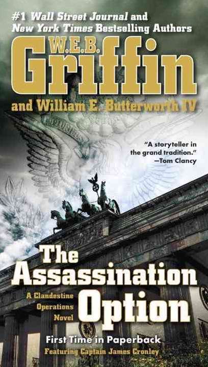 The Assassination Option: Clandestine Operations Book 2