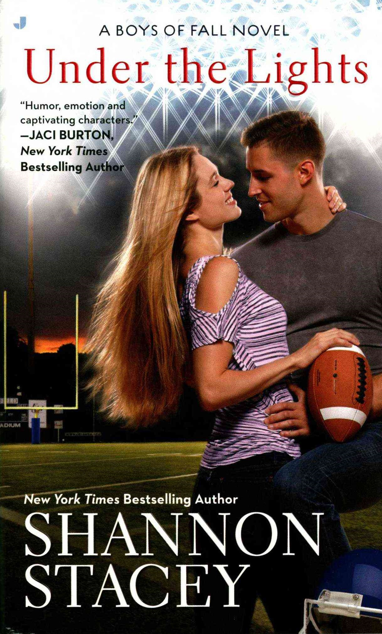 Under The Lights: Boys Of Fall Book 1
