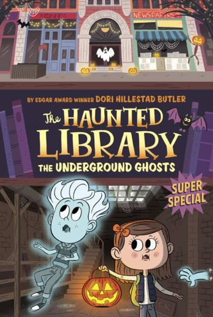 (ebook) Underground Ghosts #10