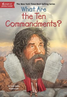 What Are The Ten Commandments? by Yona Z. McDonough, Tim Foley (9780515157239) - PaperBack - Non-Fiction Family Matters