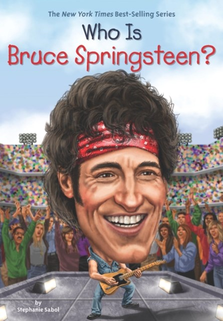 (ebook) Who Is Bruce Springsteen?