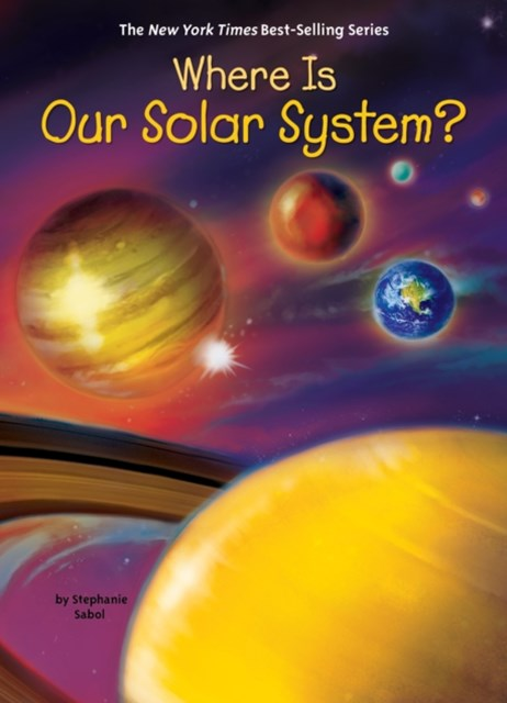 (ebook) Where Is Our Solar System?