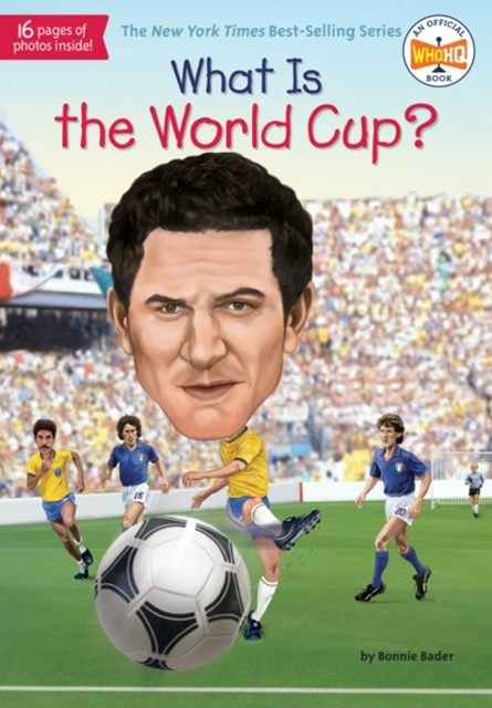 (ebook) What Is the World Cup?