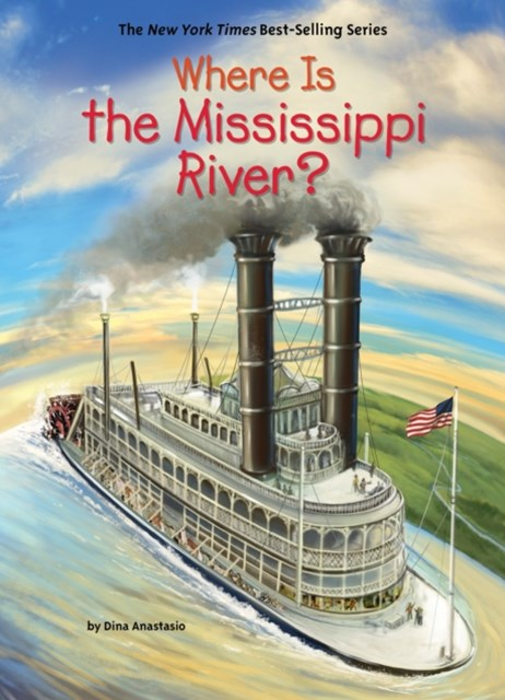 (ebook) Where Is the Mississippi River?