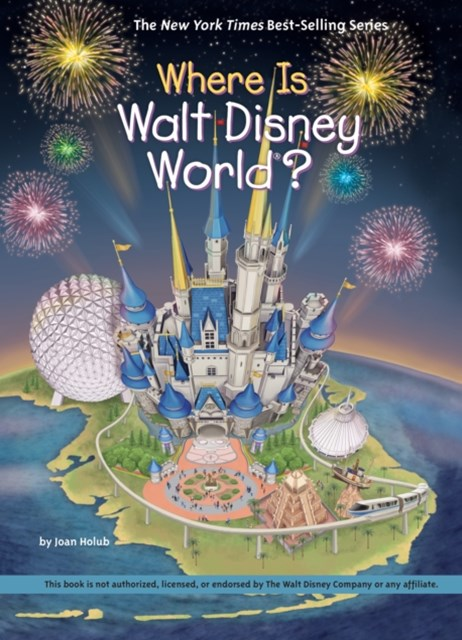 (ebook) Where Is Walt Disney World?
