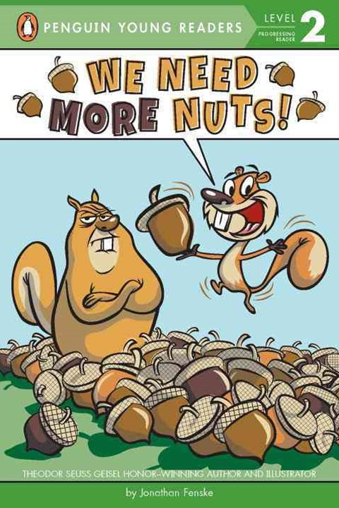 We Need More Nuts
