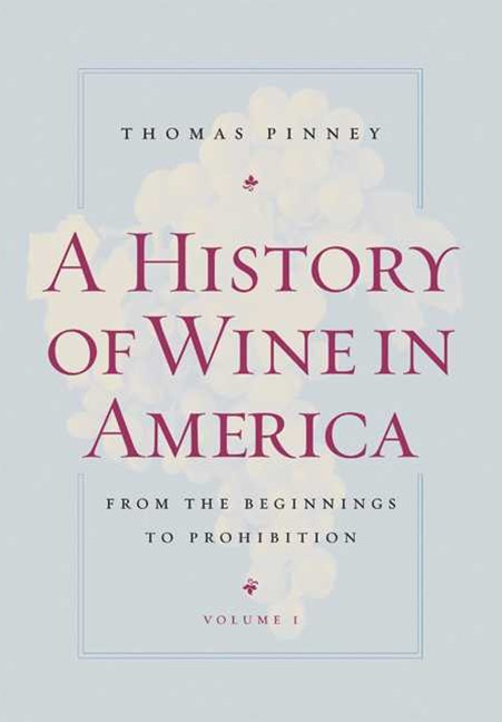 History of Wine in America