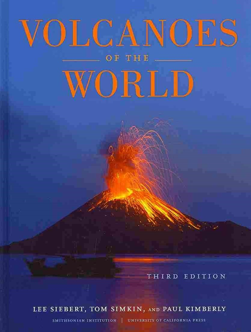 Volcanoes of the World