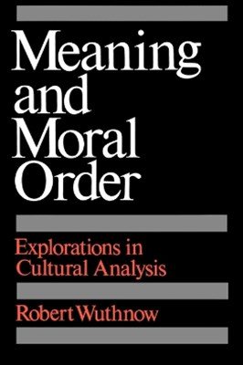 (ebook) Meaning and Moral Order