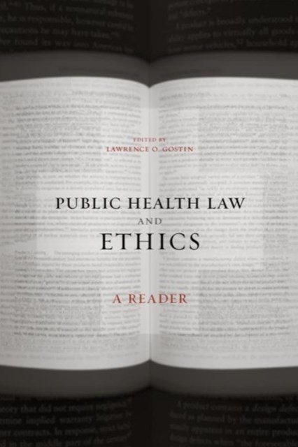 (ebook) Public Health Law and Ethics