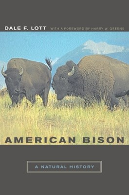 (ebook) American Bison