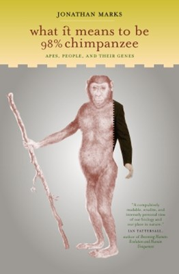 (ebook) What It Means to Be 98% Chimpanzee