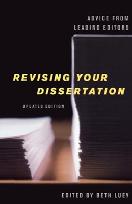 (ebook) Revising Your Dissertation, Updated Edition