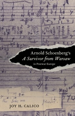 (ebook) Arnold Schoenberg's A Survivor from Warsaw in Postwar Europe