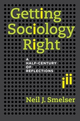 (ebook) Getting Sociology Right