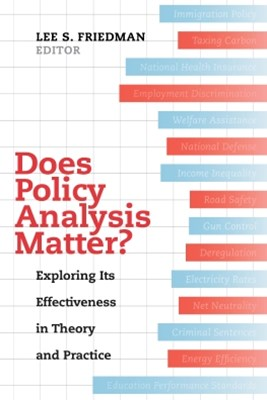 (ebook) Does Policy Analysis Matter?