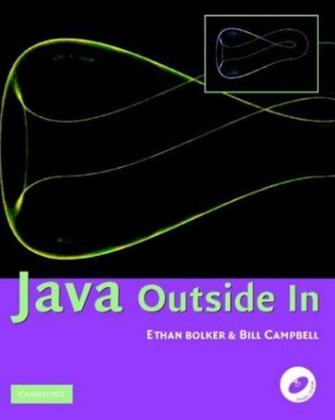 Java Outside In Paperback with CD-ROM