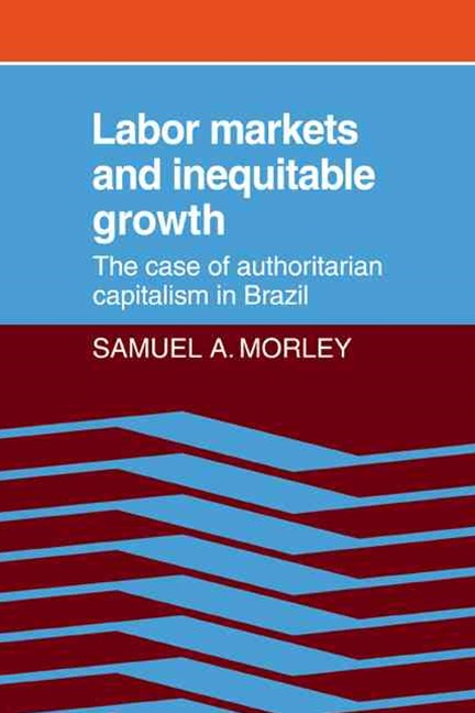 Labor Markets and Inequitable Growth