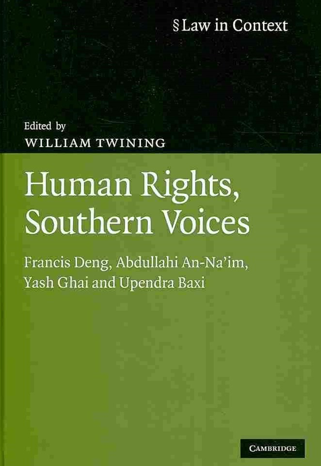 Human Rights, Southern Voices