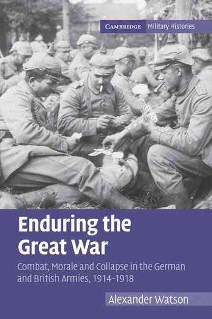 Enduring the Great War