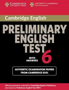 Cambridge Preliminary English Test 6 Student