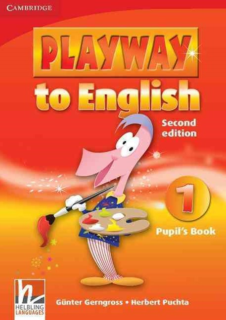 Playway to English Level 1 Pupil's Book
