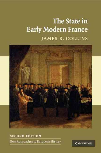 The State in Early Modern France