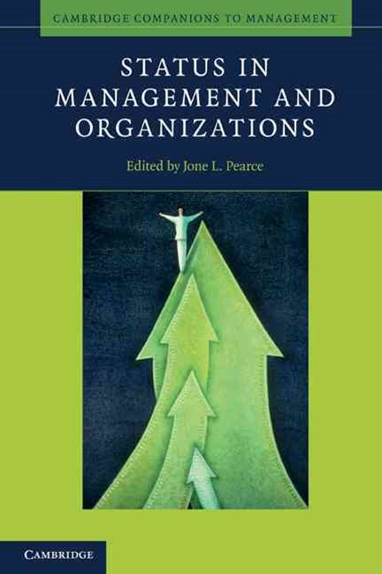 Status in Management and Organizations