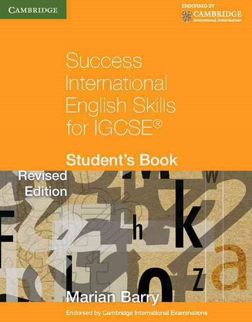 Success International English Skills for IGCSE Student's Book