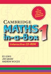 Maths in a Box Level 1 Interactive CD-ROM