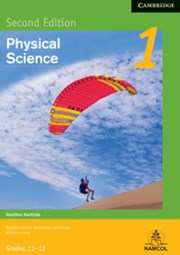 NSSC Physical Science Module 1 Student's Book