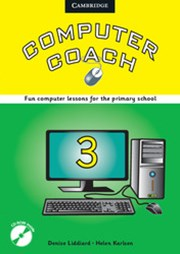 Computer Coach Book 3 Book with CD-ROM