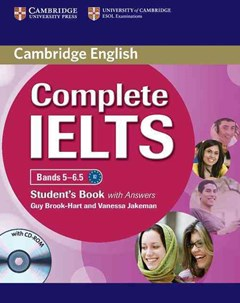 Complete IELTS Bands 5–6.5 Student